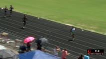 Ms Girl's 400m, Round 1 Heat 2 - Age age 13