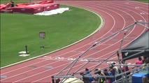 Girl's 100m 8 & Under, Finals 1