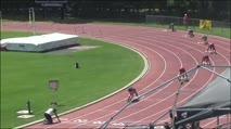 Girl's 400m Hurdles 15-16, Finals 1
