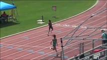 Girl's 200m Hurdles 13, Finals 1