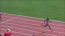 Girl's 200m Hurdles 14, Finals 2