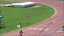 Boy's 200m Hurdles 14, Finals 1