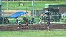 Boy's 400m, Finals 1