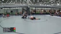 95 RR Rnd 5 - Karl Shindledecker, Junior Terps Xtreme vs Jimmy Harrington, Lehigh Valley Wrestling Club MS