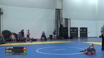 50 RR Rnd 5 - Gavin Young, CTWAY vs Nico Emili, Lehigh Valley W.C. ES