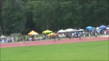 Girl's 4x400m Relay 14, Finals 1