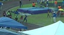 Girl's 100m, Finals 1