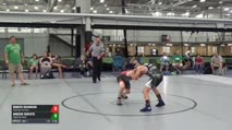 94 RR Rnd 9 - Domick Granahan, TinyTerps Extreme vs Andrew Christie, Superkids Rock