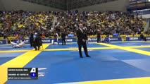 Matheus Oliveira Diniz vs Mahamed Aly Santos Da Silva IBJJF 2017 World Championships