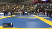 Yago Neves vs Ryan North IBJJF 2017 World Championships