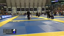 Zakary Alan Kaufman vs Jacob Ahmad Kassama IBJJF 2017 World Championships