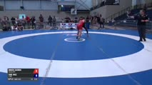 65 3rd Place - Brock Zacherl, Clarion RTC vs Earl Hall, C-RTC