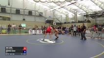 97 7th Place - Tom Sleigh, Buffalo Valley RTC vs Jonathan Aiello, UVA