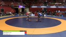 60 QF - Austin Gomez, Gomez Wrestling Academy vs Tariq Wilson, Wolfpack Wrestling Club