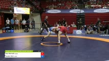 74 QF - Alex Marinelli, University Of Iowa vs Zander Wick, University Of Wisconsin