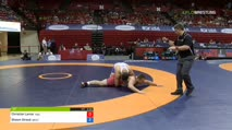 120 QF - Christian Lance, Tiger Wrestling Club vs Shawn Streck, Boilermaker RTC