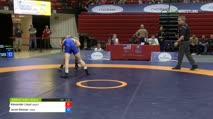 66 Cons 8-2 - Alexander Lloyd, Minnesota Storm vs Jeren Glosser, University Of Iowa