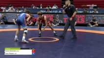 46-50 Finals - Cevion Severado, Xtreme RTC vs Cody Phippen, Legacy Wrestling Club