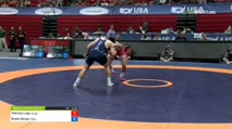 66kg Finals - Patricio Lugo, Gladiator Wrestling vs Brady Berge, Pinnacle