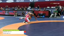 66 R/16 - Alexander Lloyd, Minnesota Storm vs Patricio Lugo, Gladiator Wrestling