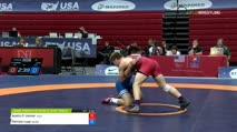 66 QF - Austin O`connor, Izzy Style vs Patricio Lugo, Gladiator Wrestling