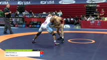 66 C/16 #2 - Collin Purinton, Nebraska vs Yahya Thomas, Chicago RTC
