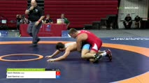 84 Cons 8-1 - Devin Skatzka, Hoosier Wrestling Club vs Josh Ramirez, Gator Wrestling Club