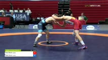 60 Cons SF - Paul Glynn, University Of Iowa vs Nick Farro, Lehigh Valley Wrestling Club