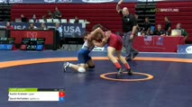 74 Cons SF - Austin Kraisser, Campbell University vs David McFadden, SERTC-VT