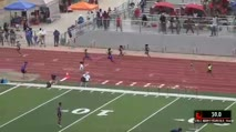 Elementary Girl's 400m, Round 2 Heat 1 - Age age 9