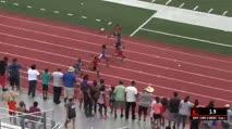 Boy's 100m, Round 2 Heat 1
