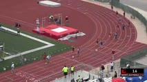 Girl's 400m Hurdles, Round 2 Heat 1 - Age 17-18