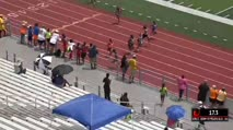 Elementary Girl's 200m, Round 2 Heat 1 - Age age 10