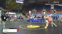 145 Round of 128 - Cael Brunson, Oregon vs Logan Perkins, Florida