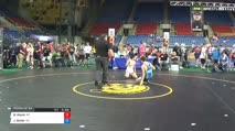 106 Round of 64 - Benjamin Alanis, Arizona vs Joe Butler, New Jersey