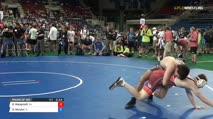 126 Round of 128 - Gianni Manginelli, New Jersey vs Denis Murphy, Illinois