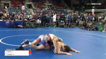 138 Round of 128 - Ethan Basile, Florida vs Tyler Badgett, California