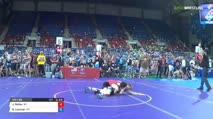 120 Round of 128 - Jon Bailey, Wisconsin vs Baran Lechner, Wyoming
