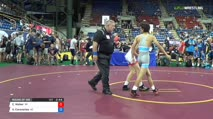 126 Round of 128 - Cody Welker, Wisconsin vs Adrian Caravantes, Arizona