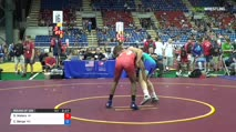 138 Round of 128 - Sterling Waters, Virginia vs Colby Benge, Missouri