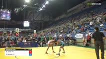 126 Round of 128 - Seth Jones, Maryland vs Kenny Marzola, Nevada