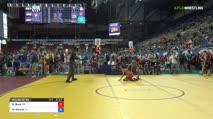 106 Round of 64 - Ben Ross, Pennsylvania vs Matthew Ramos, Illinois