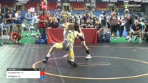 120 Round of 128 - Brennon McDermott, Washington vs Brayden Roberts, West Virginia