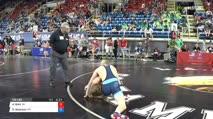 138 Round of 128 - Aaron Bahr, Wisconsin vs Dougie Swanson, Montana