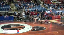 138 Round of 128 - Joshua Ramos, Illinois vs Hayden Long, Washington