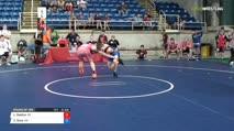 138 Round of 128 - Lucas Desilva, Georgia vs Zane Sims, Arkansas