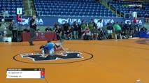 138 Round of 128 - Austin Lippincott, South Carolina vs Trevor Christian, Missouri