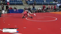 126 Round of 128 - Tristan Plant, Virginia vs Travis Mastrogiovanni, New Jersey