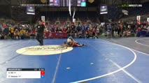 100 Round of 64 - Austin Sill, New York vs Zackerie Vasquez, Wyoming