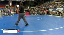 106 Semis - Cullan Schriever, Iowa vs Zeke Escalera, Kentucky